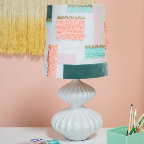 12 DIYs That Add Texture and Color to Your Lighting