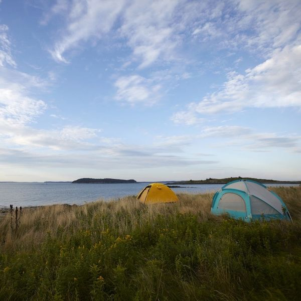 8 Scenic Campgrounds Where You Can Sleep Right on the Beach