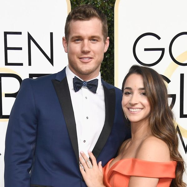 This 'Bachelorette' Contestant Used to Date Olympic Gymnast Aly Raisman