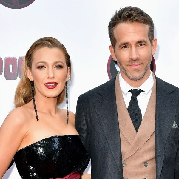 Ryan Reynolds Says Blake Lively Drove HIM to the Hospital While in Labor and We're in Awe