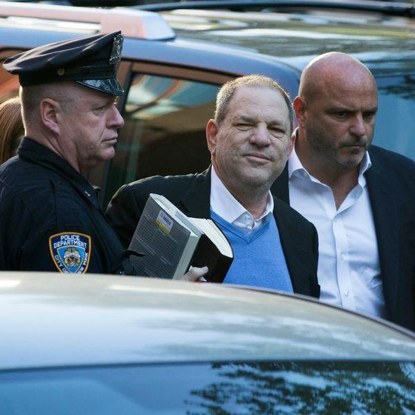 Harvey Weinstein Has Turned Himself in to Authorities in New York