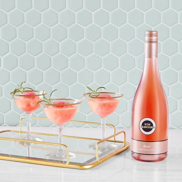 summer rose cocktail recipes