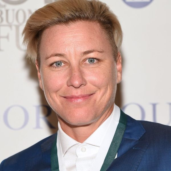 Soccer Champ Abby Wambach's Barnard Commencement Speech Is Going Viral for All the Right Reasons