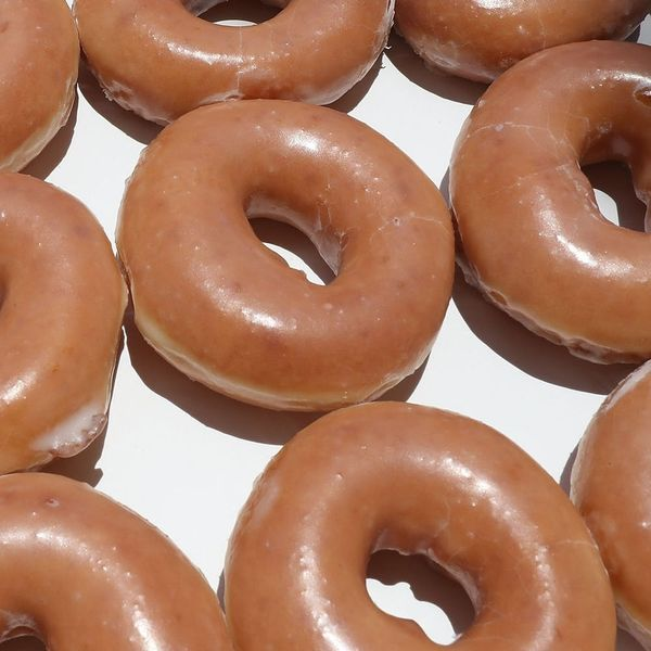 There's Now a New Low-Cal Way to Get Your Krispy Kreme Fix