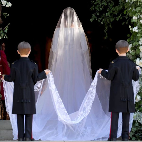 The Story Behind the Royal Wedding's Viral Page Boy Photo Is So Adorable