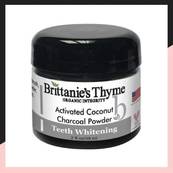 This Black Powder Could Be the Key to Whiter Teeth