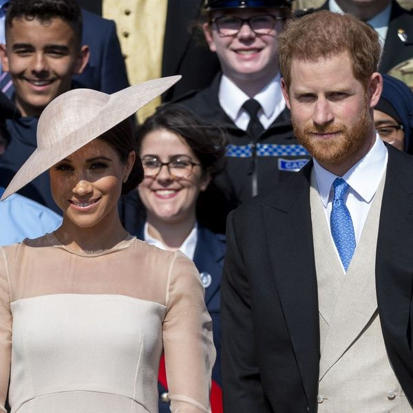 Prince Harry Honors Manchester in First Post-Wedding Appearance With Meghan Markle