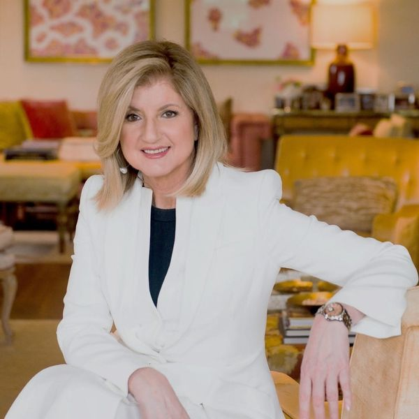 The One Healthy Thing All Successful People Do, According to Arianna Huffington