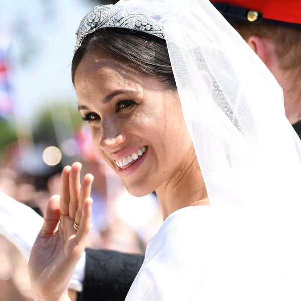 Meghan Markle's Wedding Day Hairstyle Took How Long to Create?!