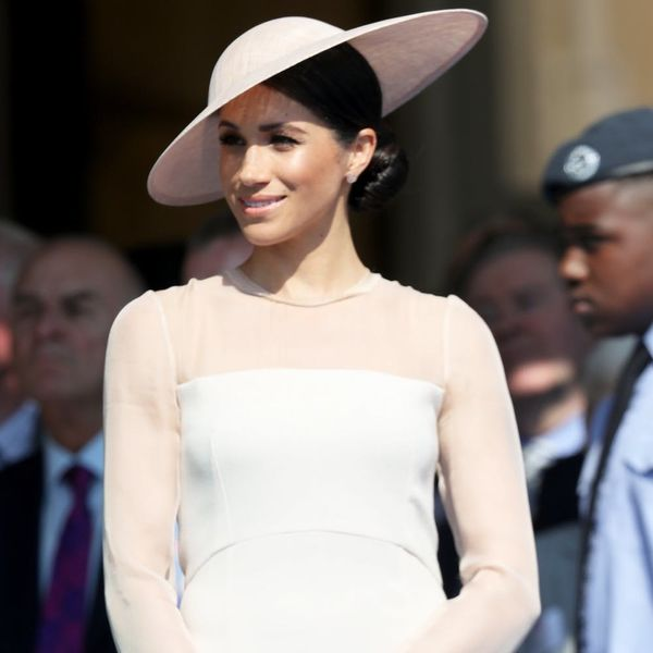 Meghan Markle Wears One of Kate Middleton's Go-to Brands for Her First Public Appearance Post-Royal Wedding