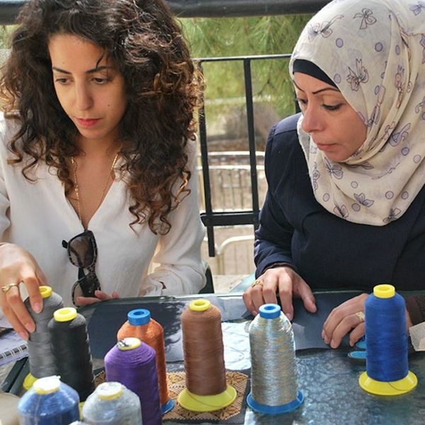 Two Neighbors: Israeli and Palestinian Women Create a Pathway to Peace Through Fashion