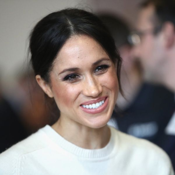 Meghan Markle Has Asked Prince Charles to Walk Her Down the Aisle