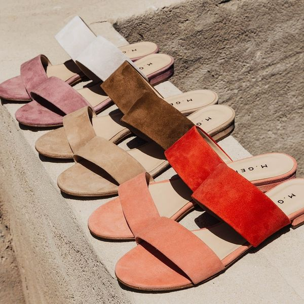 M.Gemi Just Created the Sandal of the Summer With THIS Cult Beauty Maven