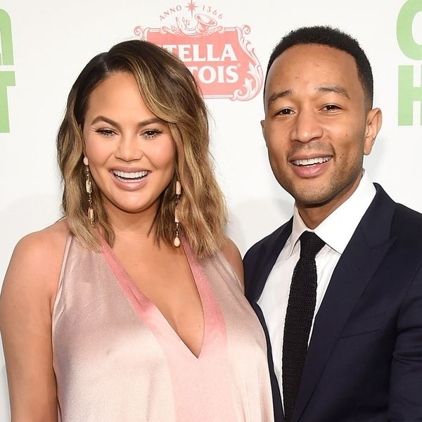 Chrissy Teigen Reveals Her Baby's Precious Name and First Photo
