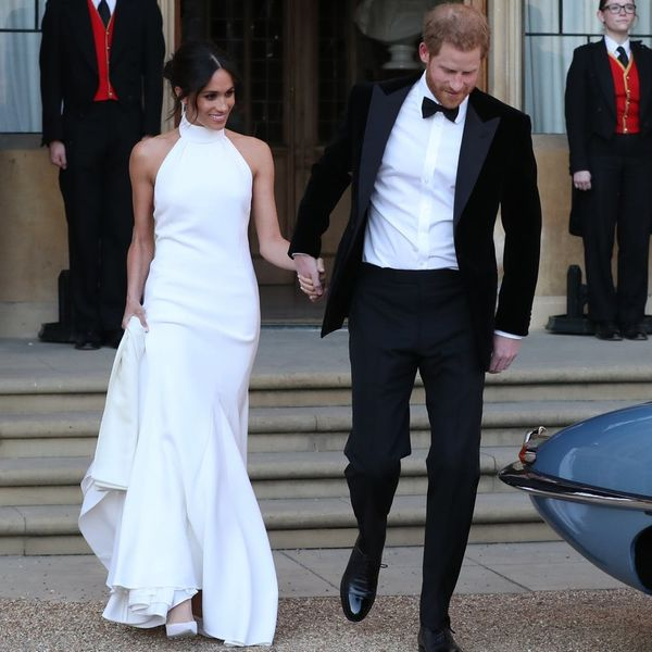 Everything We've Heard About the Royal Wedding Reception