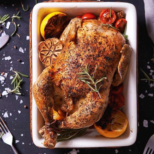 How a Blow Dryer Really Does Make the Crispiest Roast Chicken