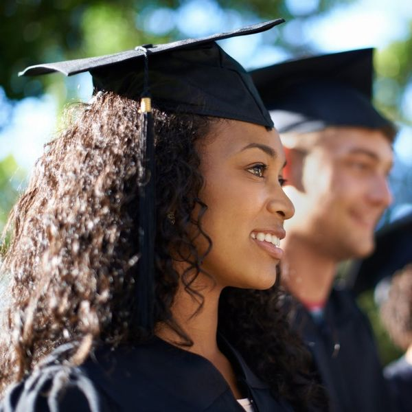 Graduation Anxiety Is Real. Here's How to Deal.