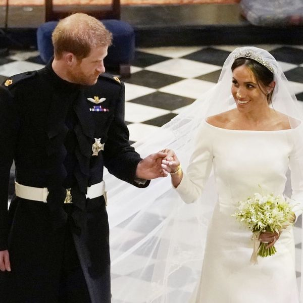 Meghan Markle's Wedding Bouquet Featured *This* Super Sentimental Detail