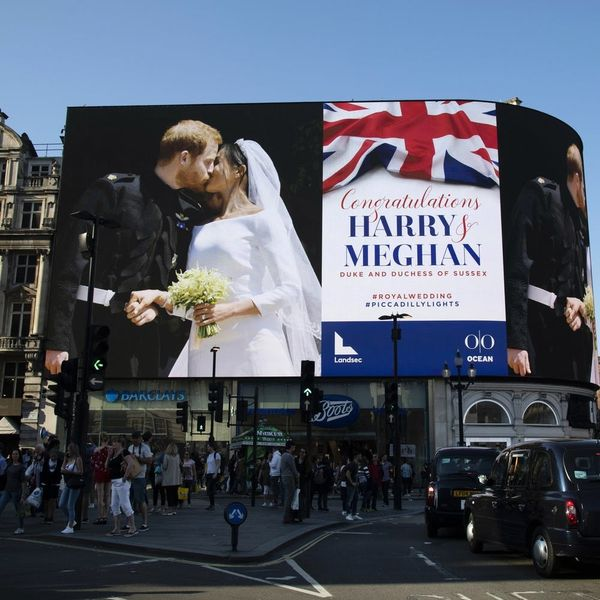 Why the Multicultural Royal Wedding Was a Historical Reckoning