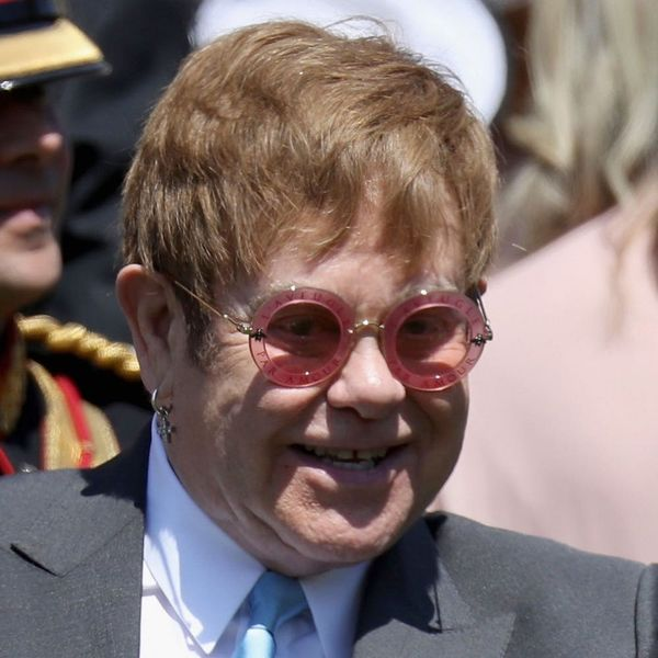All the Songs Sir Elton John Performed for Meghan Markle and Prince Harry's Royal Wedding Reception