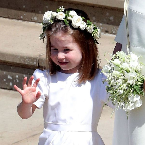 See Prince George, Princess Charlotte, and the Rest of the Adorable Royal Wedding Party