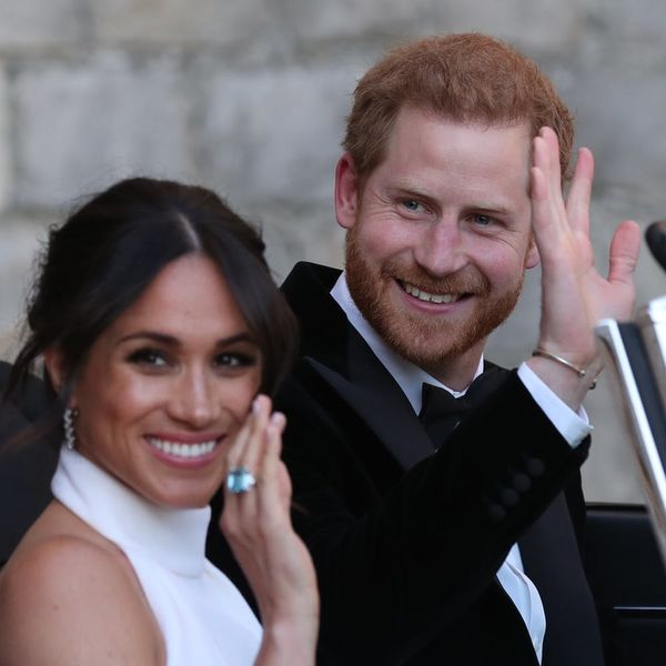 BREAKING: Meghan Markle Debuts Her Second Jaw-Dropping Wedding Dress!