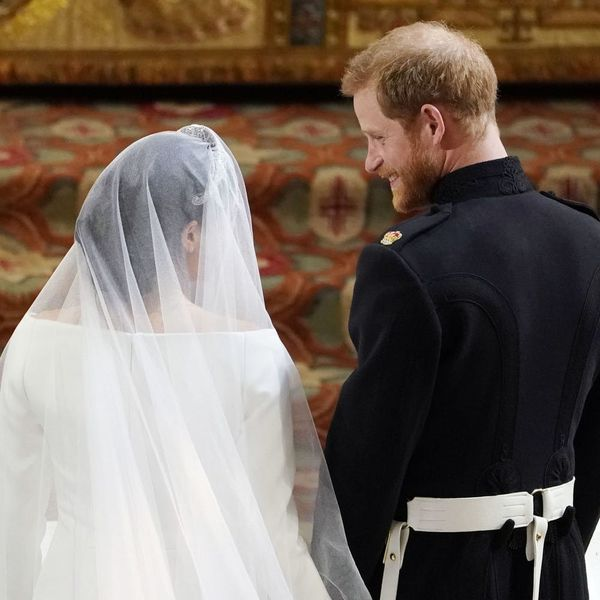 Royal Wedding: Prince Harry's Reaction to Seeing Meghan Markle Walk Down the Aisle Will Melt Your Heart
