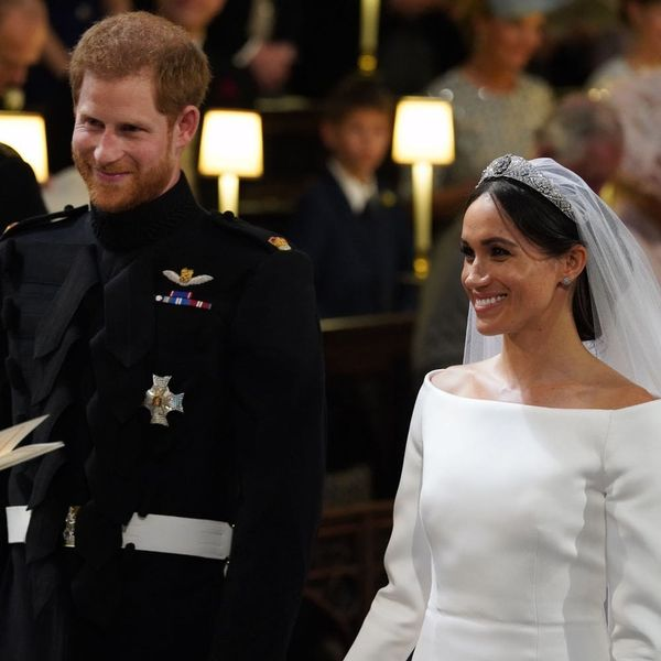 Royal Wedding: Prince Harry and Meghan Markle Are Officially Married!