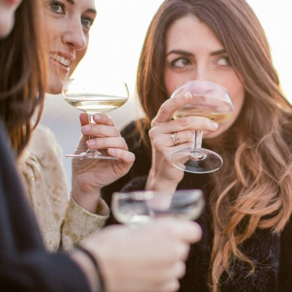 Women Talk About Giving Up Alcohol