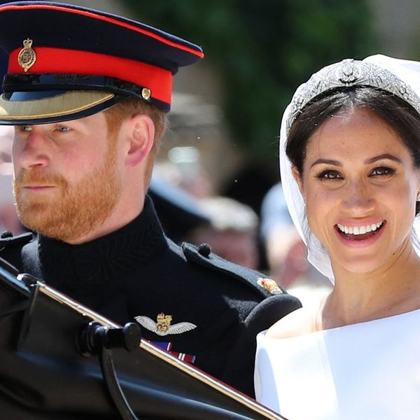 Meghan Markle and Prince Harry's Horse-Drawn Carriage Procession Was a Fairytale Come True