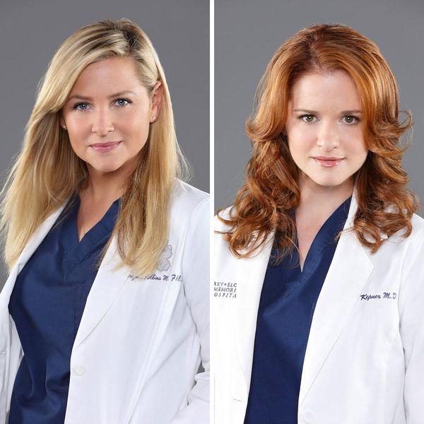 'Grey's Anatomy' Stars React to April and Arizona's Last Episode