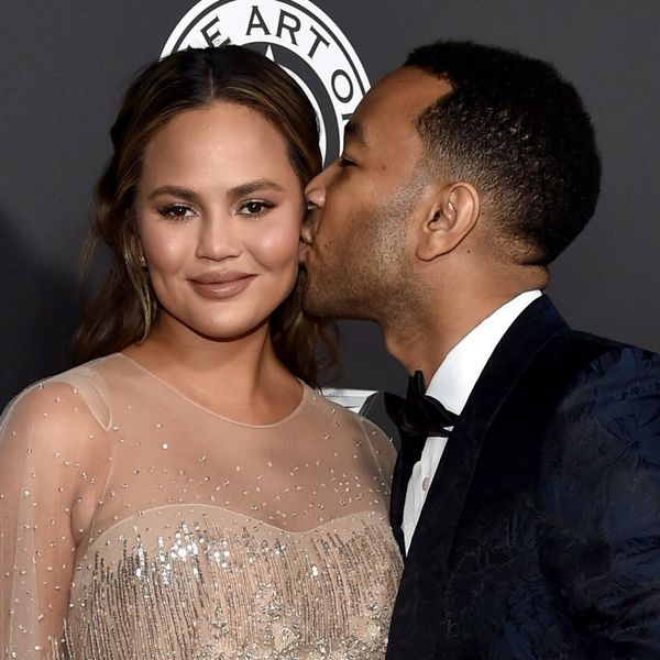 Chrissy Teigen Gives a Sweet Update on Her Newborn Baby Boy