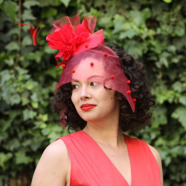Celebrate the Royal Wedding in True Fascinator DIY Style