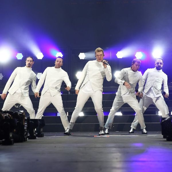 The Backstreet Boys' New Music Video Is Full of Retro Choreography Goodness and We're Living for It