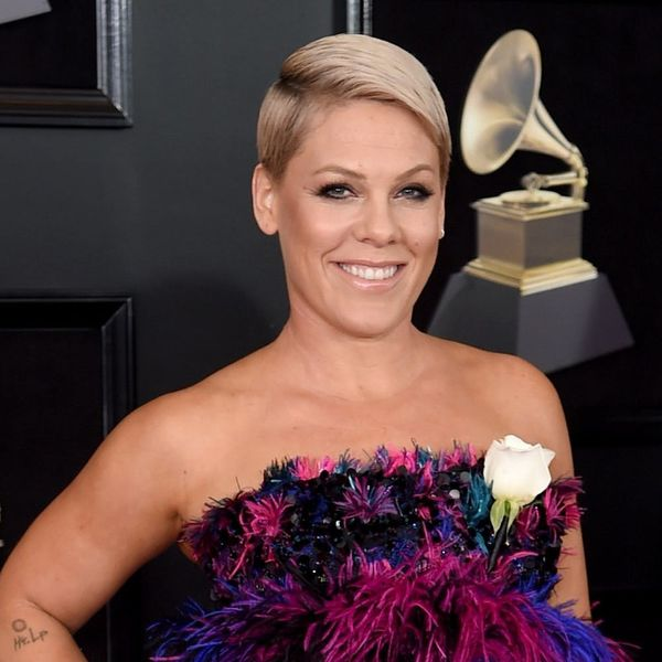Pink Had a Powerful Response to Someone Who Tried to Shame Her for Aging