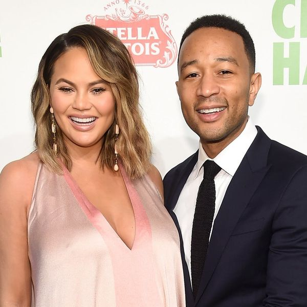 Chrissy Teigen Announced the Birth of Her Baby Boy in the Most Chrissy Way Possible