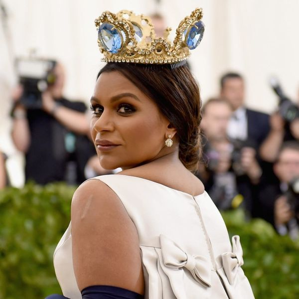 Mindy Kaling Wants to Teach Her Daughter This Important Lesson About Self-Love