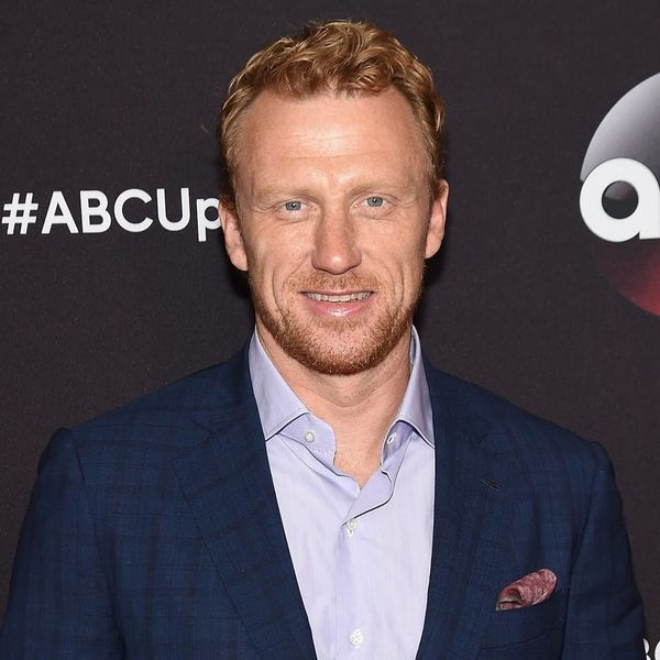 'Grey's Anatomy' Star Kevin McKidd and Wife Arielle Goldrath Welcome a Baby Boy