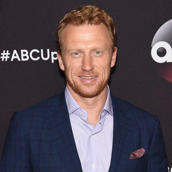 'Grey's Anatomy' Star Kevin McKidd and Wife Arielle Goldrath Welcome a Baby Boy