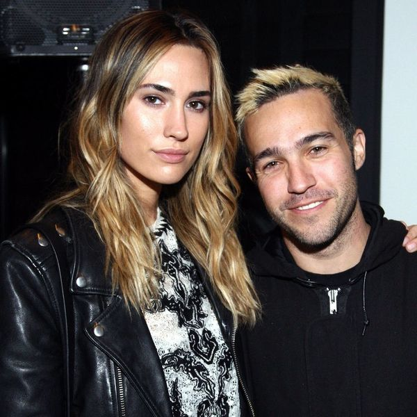 Pete Wentz and Meagan Camper Welcomed a Baby Girl — Find Out Her Unique Name!