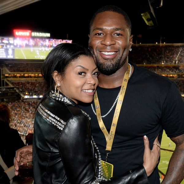 Taraji P. Henson Is Engaged! Check Out Her Gorgeous Solitaire Diamond