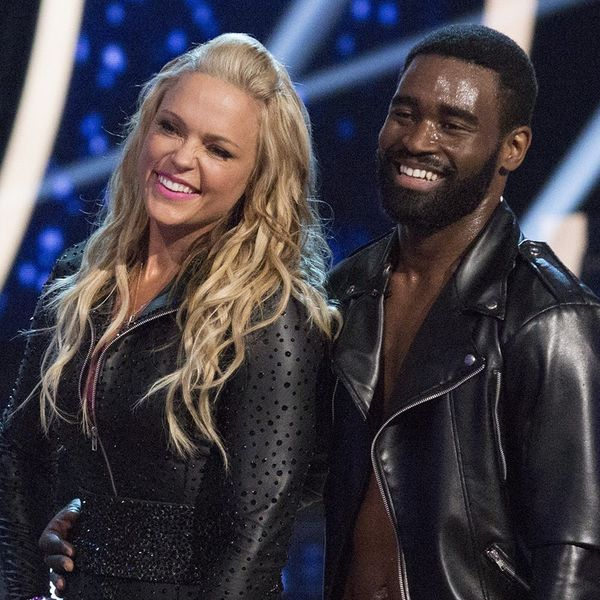 DWTS: Athletes' Keo Motsepe and Jennie Finch-Daigle on Their Biggest Competition