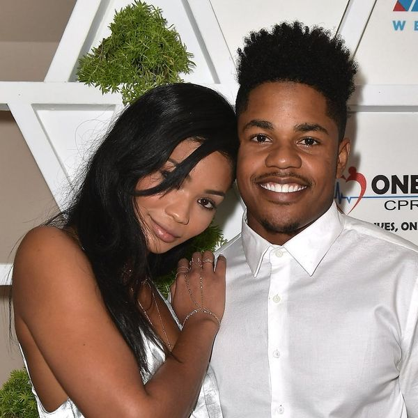 Chanel Iman Announces She's Pregnant for Mother's Day