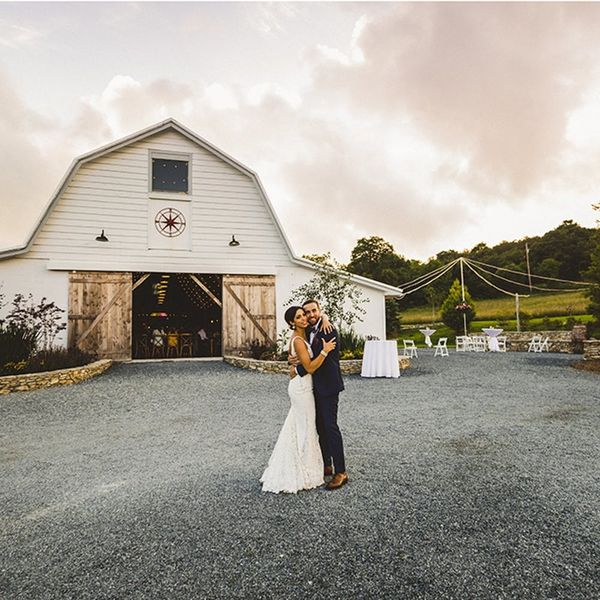 8 Dreamy Farm Venues for the Rustic Wedding of Your Dreams