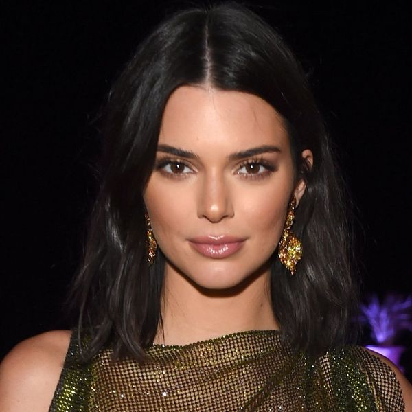 Kendall Jenner Is Freeing the Nipple on the 2018 Cannes Red Carpet
