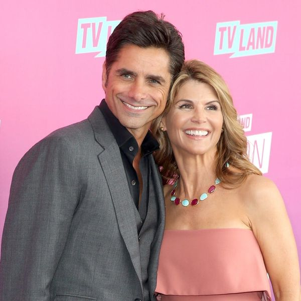Lori Loughlin's Husband Has the Best Response to Fans Who Say She Should've Married John Stamos