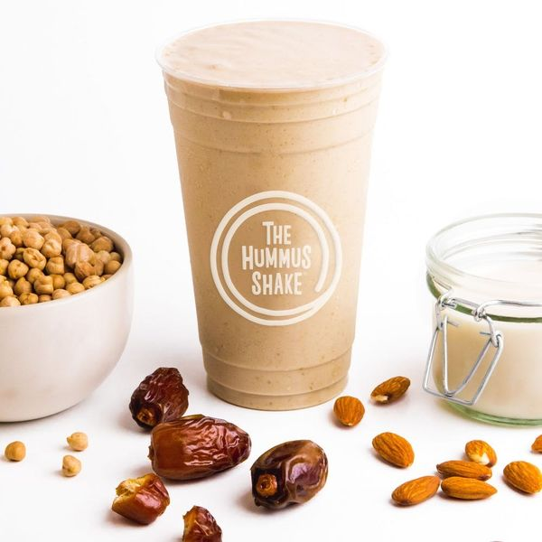 Hummus Shakes Are Now a Thing — and They Actually Taste Good!
