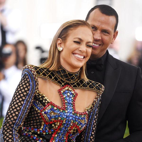 Jennifer Lopez Hints That She's Ready forAlex Rodriguez to Propose