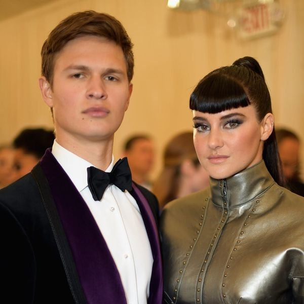 See Shailene Woodley and Ansel Elgort's 'Fault in Our Stars' Reunion at the Met Gala