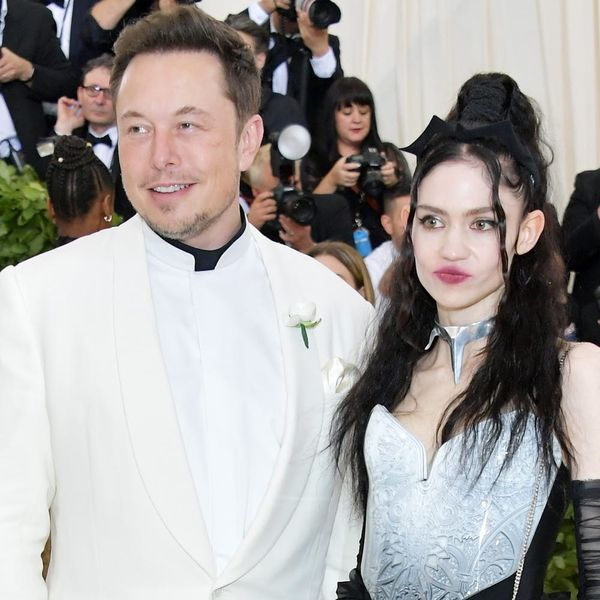 Elon Musk and Grimes Went to the 2018 Met Gala Together and People Can't Handle It